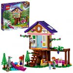 LEGO 41679 Friends Forest House Toy