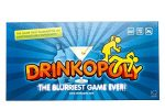 Drinkopoly - the Blurriest Game Ever! - Board Party Game for Adults and Students