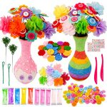 Little Guy 2 Packs DIY Arts and Crafts Kits Children Toys for 6 7 8 9 10 11 12 Year Olds Kids Girls Boys Birthday Gifts
