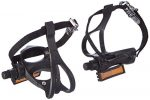 Raleigh Men's Road Pedal and Toe Clip