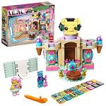 LEGO 43111 VIDIYO Candy Castle Stage BeatBox Music Video Maker Musical Toy for Kids