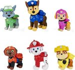 PAW Patrol Movie Pups Gift Pack with 6 Collectible Toy Figures