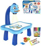 MOMSIV Trace and Draw Projector Toy
